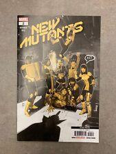 New Mutants #2 Second Print X-Men Marvel (2020)