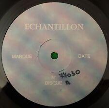 "Trés Rare Echantillon / Test Pressing ""Reggae explosion Vol 1"" Atoll Music 1981"