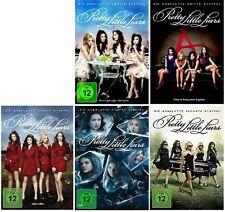 Pretty Little Liars Staffel 2+3+4+5+6 (2-6) DVD Set - NEU OVP