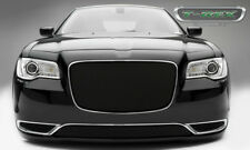 Grille-2015 Chrysler 300 Sports Series Main Black Grille fits 2015 Chrysler 300