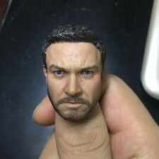 MC TOYS 1/6 Scale Hawkeye Head Sculpt Carving Model F-023 For 12'' Hot Toys Body