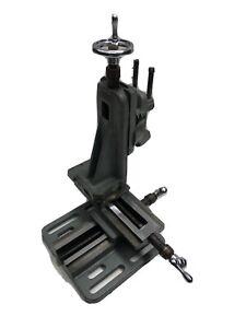 Atlas Craftsman 3-Axis Metal Lathe Milling Attachment 10-501 10-502 050-049