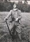 Photographie par Kim Camba ? 1973 Soldat acteur à déterminer film actor movie