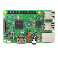 Original Raspberry Pi 3 Model B Quad Core BCM2837 64 bit CPU wifi & bluetooth