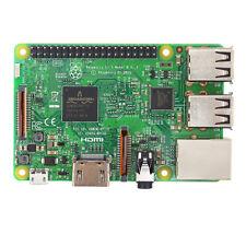 Original Raspberry Pi 3 Model B Quad Core BCM2837 64 bit CPU wifi & bluetooth
