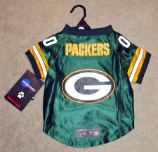 New listing Official Green Bay Packers outfit size M for your Dog or Cat!