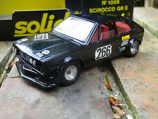 SOLIDO made in France: VOLKSWAGEN SCIROCCO GR II n° 1059 comme neuf en boite.