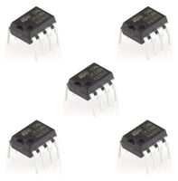 5 x LM358 DIP8 Low Power Dual Operational Amplifier Op Amp Audio LM358P 5PCS