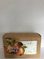 Castelbel Spiced Apple With Poppy Seeds Triple Milled Soap Bar 10.5 Oz