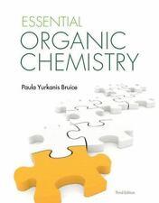 Essential Organic Chemistry by Paula Yurkanis Bruice (2014, Hardcover)