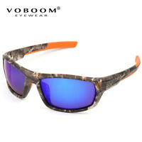 Polarized Sunglasses Mens Camo Outdoor Sports Hunting Fishing Glasses Goggles