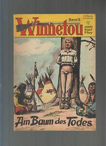 Karl May Nr. 1 - 8 Original Serie 1963 Walter Lehning Verlag Helmut Nickel