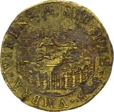 O3560 RARE R2 Jeton ORLÉANAIS Léonor d'Orléans duc de Longueville Chèvre