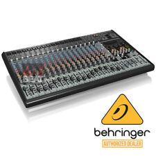 Behringer SX2442FX 24-Channel Professional Mixer Live Studio FOH Stage Console