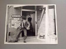 CHAPEAU MELON ET BOTTES DE CUIR ( The AVENGERS)   - PHOTO DE PRESSE   20x25cm