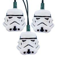 New Disney Star Wars Storm Trooper Stormtrooper Helmet Holiday Light Set String