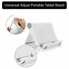 White Universal Adjust Stand Portable Holder For Kindle/iPhone 5/ iPad 3/4/Mini