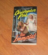 1993 The Immortal paperback BOOK Christopher Pike novel