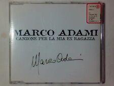 MARCO ADAMI Canzone per la mia ex ragazza cd singolo PR0M0