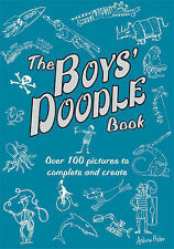 The Boys' Doodle Book (Buster Books), Andrew Pinder, Very Good