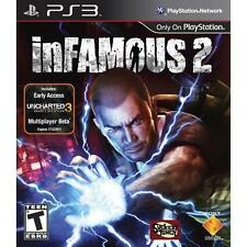 New: Infamous 2 - Playstation 3: PlayStation 3,playstation_3 Video Game