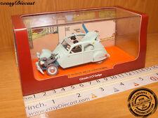 CITROEN 2CV 1954 1:43 TINTIN CAR THE CASTAFIORE EMERALD