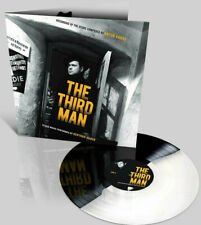 O.S.T. : The Third Man - Der Dritte Mann (Ltd. 180g black & white Vinyl) LP  NEU