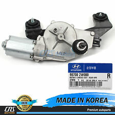 GENUINE Wiper Motor REAR for 2013-17 Hyundai Santa Fe Sport OEM 987002W000⭐⭐⭐⭐⭐