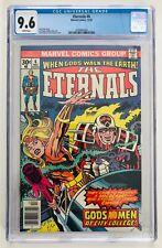 Eternals #6 CGC 9.6 White (Marvel Comics - 12/1976)