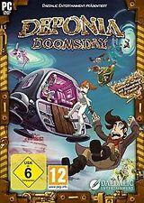 Deponia Doomsday-Special Edition-PC [] de f + F distri... | Game | estado bien