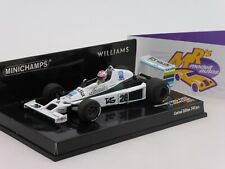 "Minichamps 410790028 # Williams FORD FW06 F1 1979 No.28 "" Clay Regazzoni "" 1:43"