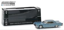 GreenLight 1/43 1965 Lincoln Continental - Madison Gray Metallic 86329