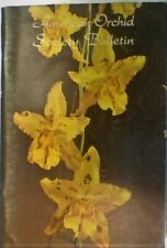 American Orchid Society Bulletin March 1981