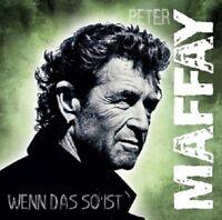 PETER MAFFAY - WENN DAS SO IST 2 VINYL LP NEU