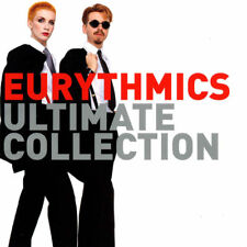EURYTHMICS ULTIMATE COLLECTION CD GREATEST HITS / THE VERY BEST OF / NEW