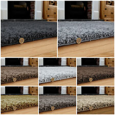 Large Non Slip Shaggy Area Rugs Living Room Carpets Hallway Kitchen Runners Mats