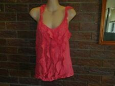 Rayon Sleeveless Tops & Blouses for Women TEMT