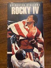 Rocky IV (VHS, 1996)