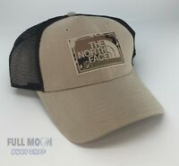 New The North Face Mudder Sand Camo Mens Snapback Trucker Hat