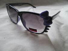 Princess couture Kitty lunettes de soleil. NEUF. Noir et violet.
