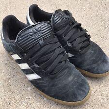 Adidas Busenitz Suede Black Shoes Size 10