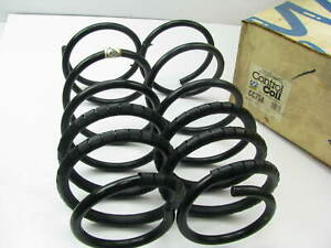 Moog CC758 Variable Rate Suspension Coil Springs - Front