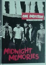 ONE DIRECTION - MIDNIGHT MEMORIES - THE ULTIMATE EDITION, 2013 BOOK & CD