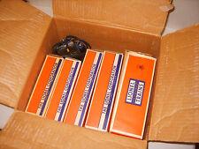 1958 LIONEL 1590 SET 249 250T 6151 6014 6112 6017 W/ ORIGINAL BOXES (T38)