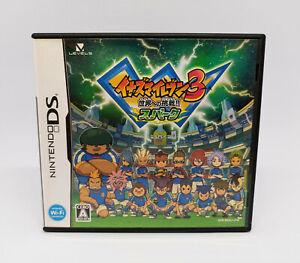 NINTENDO DS - Inazuma Eleven 3: Sekai e no Chousen!! Spark JAPÓN