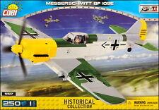 COBI Messerschmitt Bf 109E (5517) - 250 elem. - WWII German fighter aircraft