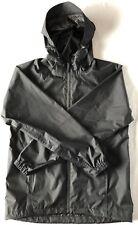 Women's Size Small Alpine Design Black Rain Jacket