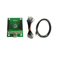 2 Players USB encoder To Jamma Arcade Controller / Support PS3 PC Raspberry Pi