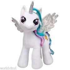 New UNSTUFFED BAB Build A Bear My Little Pony Princess Celestia - RETIRED