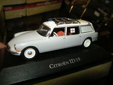 1:43 Ixo Atlas Edition Citroen ID 19 Ambulance in VP